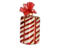Xmas Surprise TL Stripes Ornament COBANEB278
