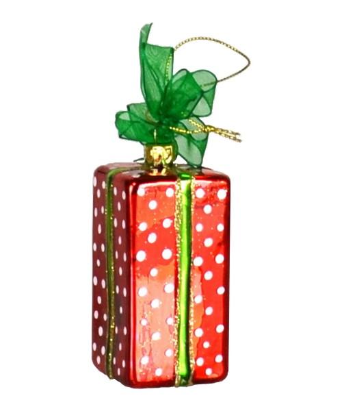 Xmas Surprise TL Polka dots Ornament (COBANEB280)