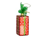 Xmas Surprise TL Polka dots Ornament-COBANEB280