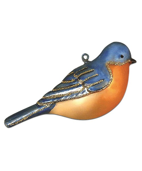 Bluebird Ornament (COBANEC233)