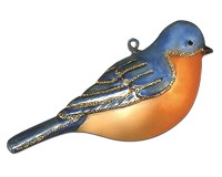 Bluebird Ornament-COBANEC233
