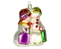 Shop Til You Drop Ornament COBANEC241