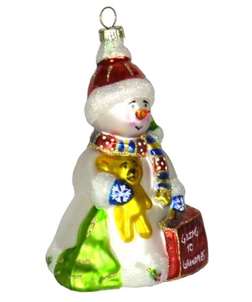 Going to Grandmas Ornament (COBANEC306)