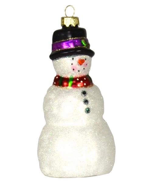 Rustic Snowman Ornament (COBANEC328)