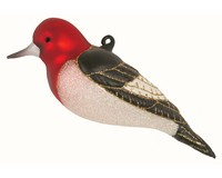 Red Headed Woodpecker Ornament COBANEC405