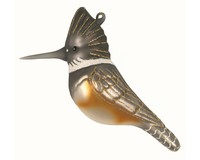 Kingfisher Ornament COBANEC409