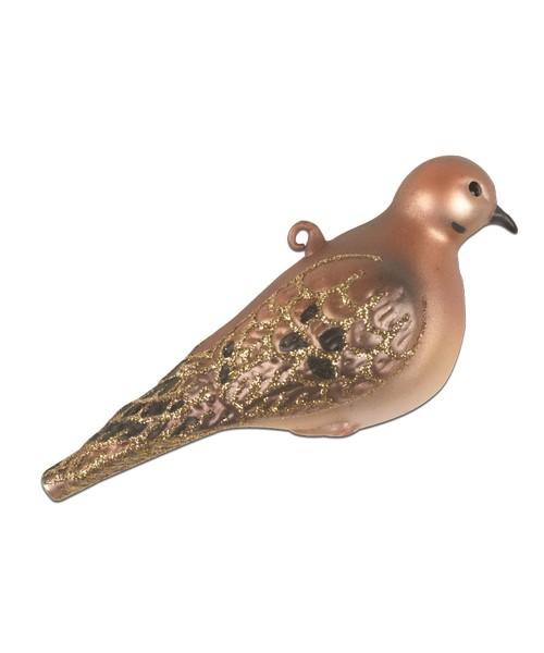 Mourning Dove Ornament (COBANEC411)