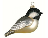 Black Capped Chickadee Ornament COBANEC420