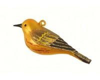 Yellow Warbler Ornament COBANEC421