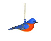 Eastern Bluebird Male Ornament COBANEC434
