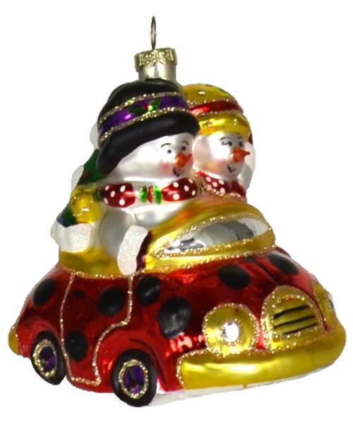 Lucky Ladybug Mobile Ornament (COBANED098)