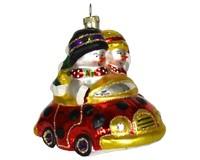 Lucky Ladybug Mobile Ornament COBANED098