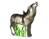 Howling Timberwolf Ornament COBANED385