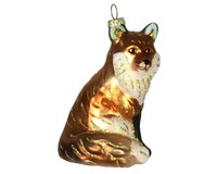 Red Fox Ornament COBANED387