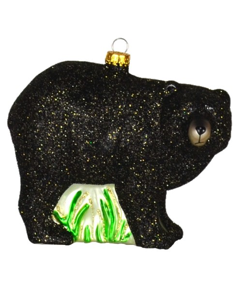 Black Bear Ornament (COBANED388)