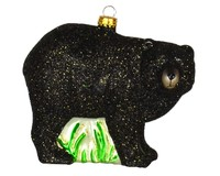 Black Bear Ornament COBANED388