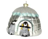 Pookie Penguin Igloo Ornament COBANEE270