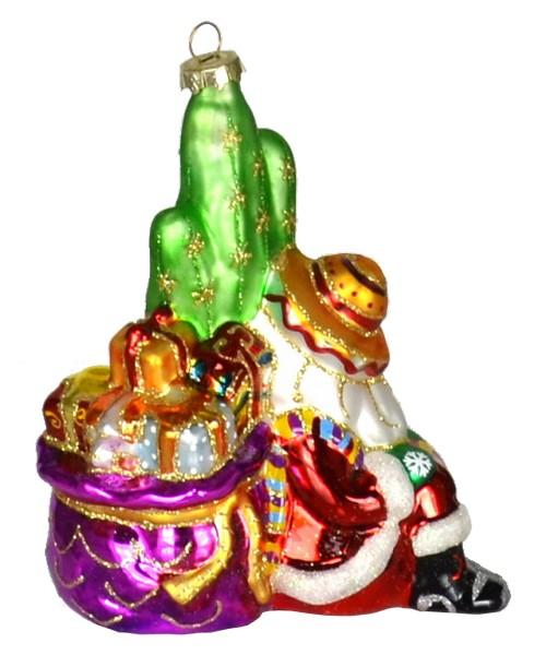 Siesta Santa Ornament (COBANEE289)