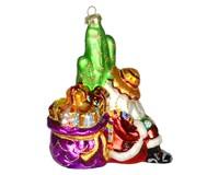 Siesta Santa Ornament COBANEE289