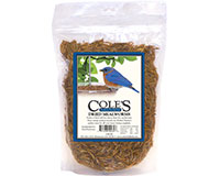 Dried Mealworms-COLESGCDRMW