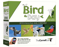 Bird a Day Daily Calendar Eastern and Central N.A.-CLAB1943645442