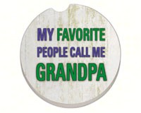 Grandpa Car Coaster-CART09918