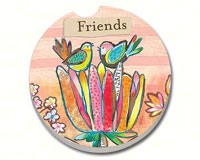 Friends Car Coaster-CART11130