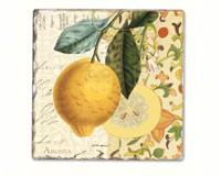 Mandarin Single Tumbled Tile Coaster-CART11230