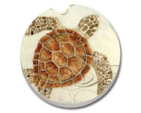Sea Turtle Car Coaster-CART11317