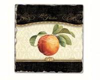 Gourmet Fruit Single Tumbled Tile Coaster-CART11781