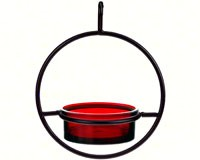 Red Sphere Hanger Feeder-COURM04520006