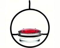7.25 Inch Sphere Hummingbird Feeder-COURM045301