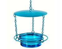 5.25 Inch Aqua Hanging  Manor Feeder-COURM449200A