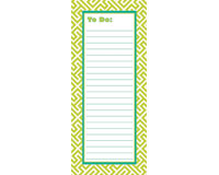Modern Graphic Shopping List Pad-DESIGN41306394