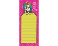 I Need My Glasses Shopping List Pad-DESIGN41306443
