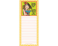 Did The Damage Shopping List Pad-DESIGN41307352