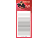 Might Wake Up Early Shopping List Pad-DESIGN41307986