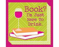 I'm Here To Drink Cocktail Napkins-DESIGN62406132