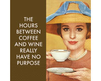 No Purpose Cocktail Napkins-DESIGN62406931