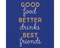Good Better Best Cocktail Napkins-DESIGN62407983