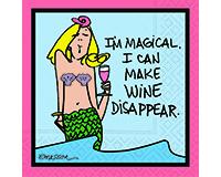I'm Magical Cocktail Napkins-DESIGN62409493