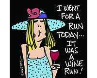 A Wine Run Cocktail Napkins-DESIGN62409494