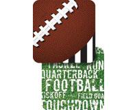Touchdown Paper Coasters-DESIGN74807310