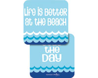 Life Is Better Paper Coasters-DESIGN74807357