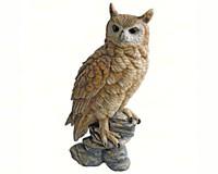 Perching Forest Owl Statue-DTQM2334000