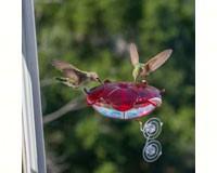 Ruby Sipper Window Hummingbird Feeder Clear-DYRS3WC