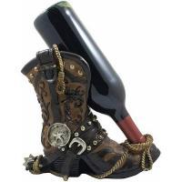 Cowboy Boot Wine Holder-DWKHC31925