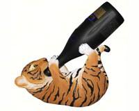 Orange Tiger Wine Holder-DWKHD23228