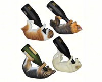 Dog Wine Holder Assorted Styles-DWKHD38204