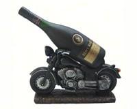 Black Moto Wine Holder-DWKHH38386
